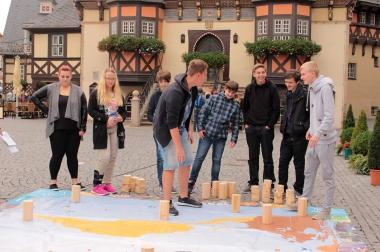 """Aktionstag """"Fairtrade"""" auf dem Wernigeröder Marktplatz - Stadtverwaltung Wernigerode"""