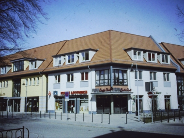 "Forum ""Bunte Stadt"" © Wolfgang Grothe"