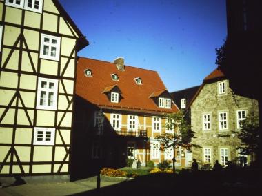 Hüttenmuseum Ilsenburg1995 © Wolfgang Grothe