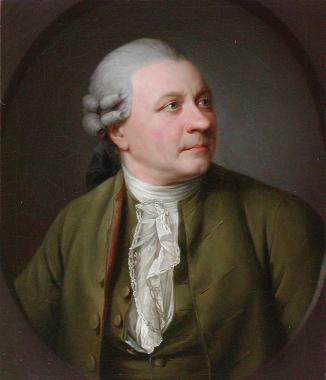 Friedrich Gottlieb Klopstock - gemeinfrei