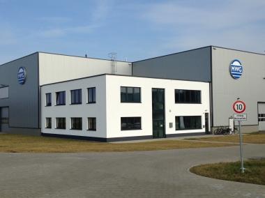 neues Eloxalwerkder MWG Oberflächenveredlung GmbH © Wolfgang Grothe