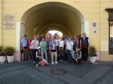 Erste Wernigeröder Bürgerreise nach Heltau in Siebenbürgen - Stadtverwaltung Wernigerode