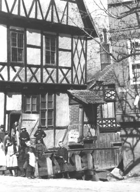 """Diekmole"" (Teichmühle) - Dieter Oemler"