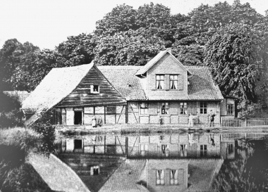 Kesselmühle (zwischen Ilsenburger Straße und Goethestaße) - Dieter Oemler