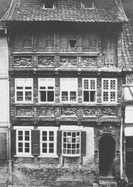 Krummelsches Haus - Dieter Oemler