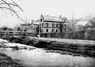 Huberhaus im Mühlental - Dieter Oemler