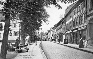 Breite Straße - Dieter Oemler