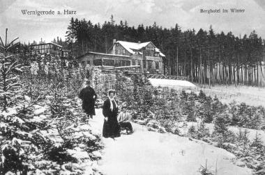 """Hotel des Selterswasserfabrikanten """"Ermisch"""" auf dem Armeleuteberg - Dieter Oemler"""