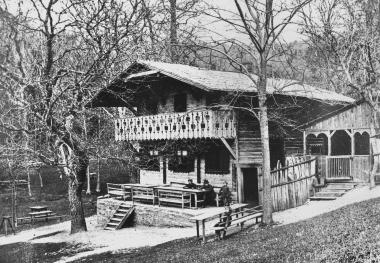 Christianenhäuschen im Lustgarten - Dieter Oemler