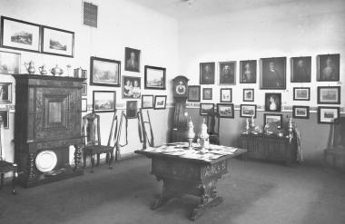 """""""Fürst-Otto-Museum"""" (""""Erbgrafen-Palais"""") in der Burgstraße - Dieter Oemler"""