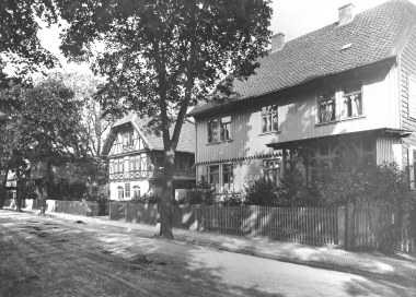 """Weingroßhandlung """"Otto Menzel"""" in der Friedrichstraße1878 - Dieter Oemler"""