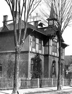 Amtshaus Hasserode - Dieter Oemler