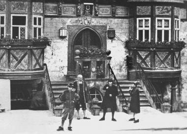 Festspiele auf dem Marktplatz 1927 - Dieter Oemler