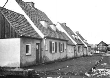 "Siedlungshäuser ""Hinter dem Gaswerk"" - Dieter Oemler"