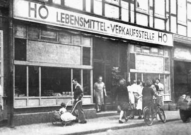 HO-Geschäft in Wernigerode - Dieter Oemler