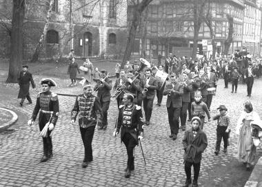 """Karnevalsgemeinschaft """"Wernigeröder Auerhähne"""" - Dieter Oemler"""