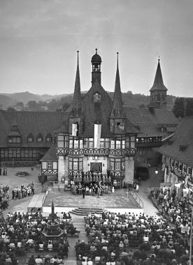 1. Rathausfest 1964 - Dieter Oemler