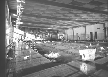 Schwimmhalle Wernigerode - Dieter Oemler