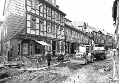 Ausbau der Westernstraße als Fußgängerzone - Dieter Oemler