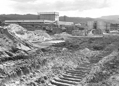 Erschließung des Industriegebietes Kupferhammer - Dieter Oemler