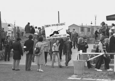 Maikundgebung 1983 - Dieter Oemler