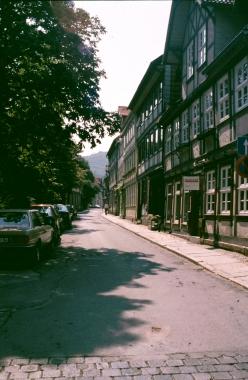 Büchtingenstraße - Stadtarchiv Wernigerode