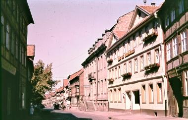 """""""Haus des Handwerks"""" in der Burgstraße 3 - Stadtarchiv Wernigerode"""