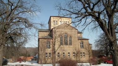 ehemalige Konkordienkirche 2015 © Wolfgang Grothe