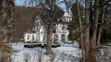 Villa Parkhaus in der Burgmühlenstraße © Wolfgang Grothe