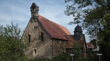 St.Georgi-Kapelle © Wolfgang Grothe