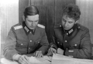 Grenzsoldaten im Kreis Wernigerode - Mahn-und Gedenkstätte Archiv