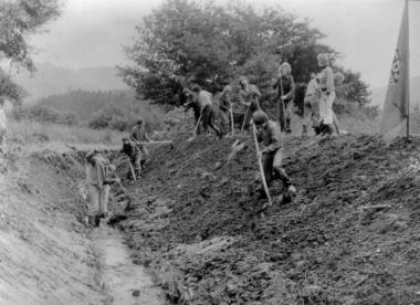 Lager für Arbeit und Erholung - Mahn-und Gedenkstätte Archiv