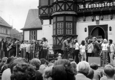 10. Rathausfest - Mahn-und Gedenkstätte Archiv