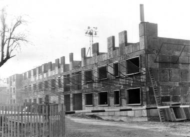 Bettenhaus 04.01.1973 - Mahn-und Gedenkstätte Archiv