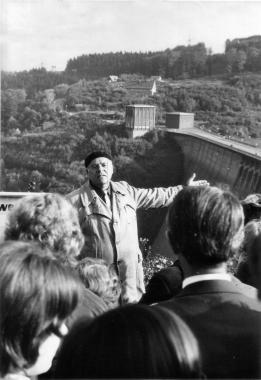Rappbodetalsperre-Führung 1973 - Mahn-und Gedenkstätte Archiv