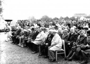 Tag der OdF 1977 - Mahn-und Gedenkstätte Archiv
