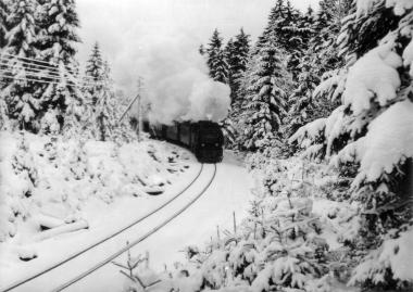 Harzquerbahn 1959 - Mahn-und Gedenkstätte Archiv