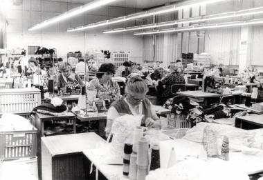VEB Kleiderwerk Wernigerode 1978 - Stadtarchiv Wernigerode