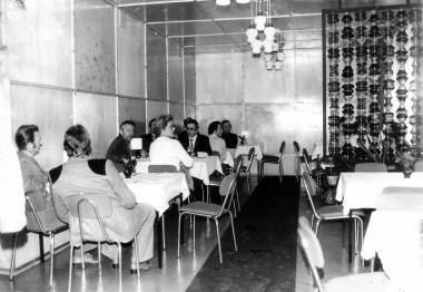 Gaststätte 1978 - Mahn-und Gedenkstätte Archiv