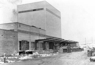 Großbäckerei am Kupferhammer 1977 - Archiv Mahn- und Gedenkstätte