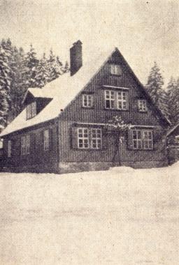Forsthaus Voigtstieg - gemeinfrei