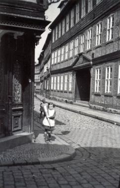 Kochstraße April 1937 - Fotothek Harzbücherei