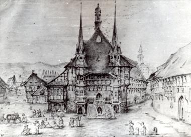 Marktplatz - Fotothek Harzbücherei
