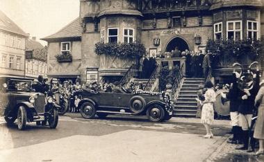 16. Gaukegeln in Wernigerode - Fotothek Harzbücherei
