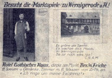 """Hotelier Willi """"Gothischer Willi"""" Fricke - gemeinfrei"""