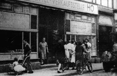 HO Verkaufsstelle - Stadtarchiv Wernigerode