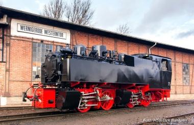 Rückkehr der historischen Dampflok - Dirk Bahnsen