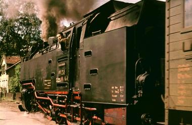 Harzquerbahn - Stadtarchiv Wernigerode