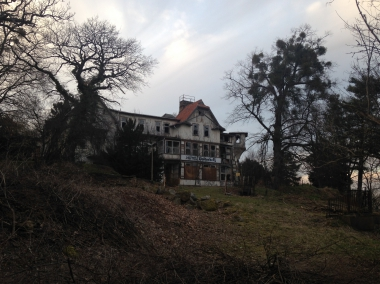 """""""Hotel Lindenberg"""" - Fotothek Harzbücherei Wernigerode"""