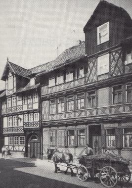 Krellsche Schmiede - Stadtarchiv Wernigerode